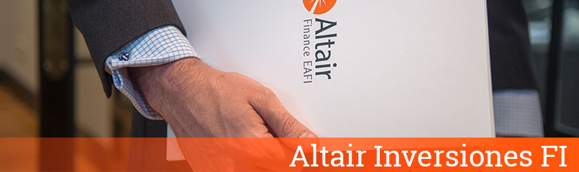 Altair Inversiones FI - Altair Finance