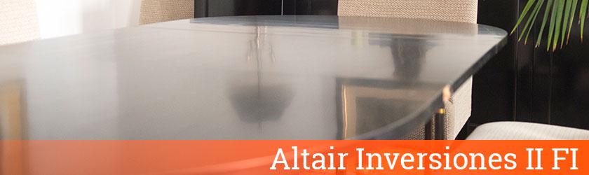 Altair Inversiones II FI - Altair Finance
