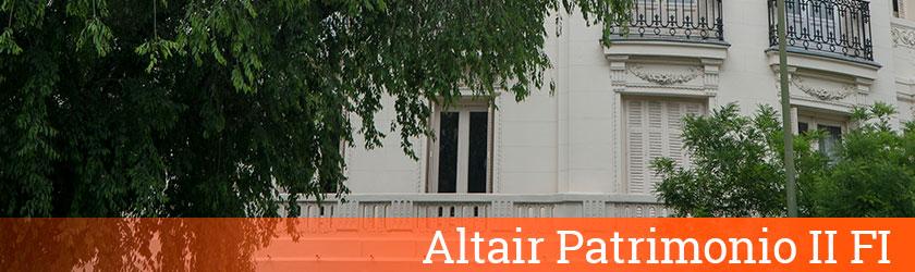 Altair Patrimonio II FI - Altair Finance