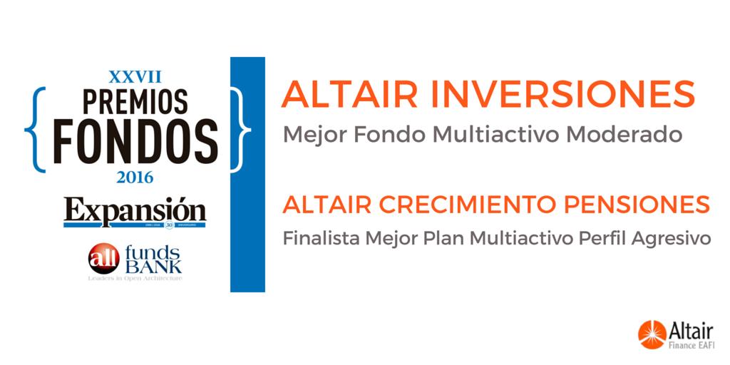 Altair-Inversiones-Mejor-fondo-multiactivos-moderrado-premios-expansión-allfunds-2016