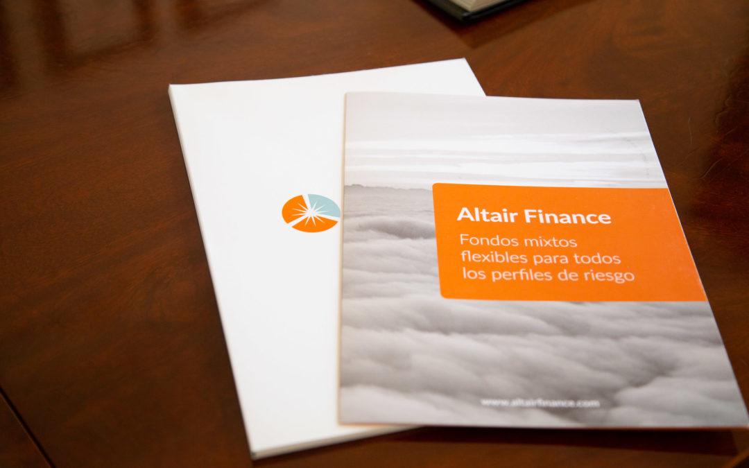 Altair Finance en Forinvest