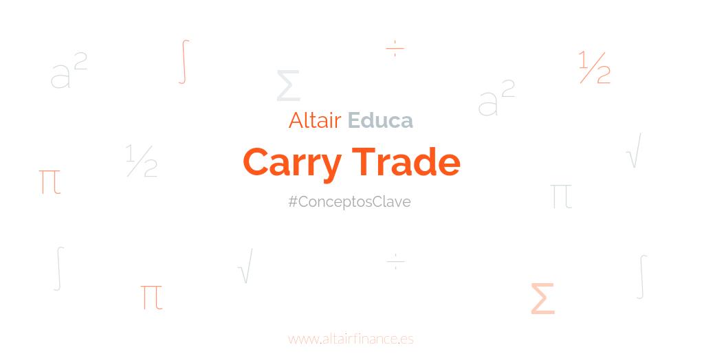 ¿Qué es el Forex Carry Trade?