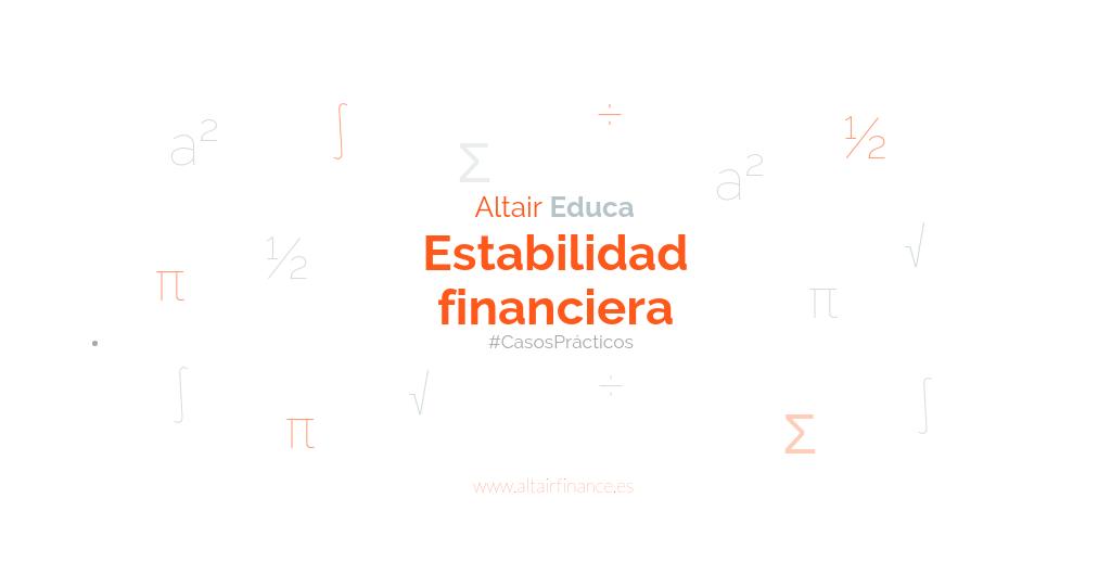 El Banco de España publica el informe semestral sobre estabilidad financiera