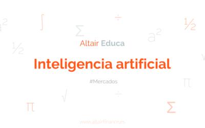 La inversión de la inteligencia artificial